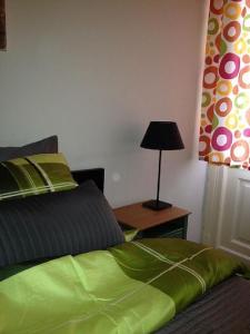 Cama o camas de una habitación en Elizabeth's Apartment
