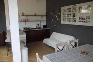 Köök või kööginurk majutusasutuses Shama Selfcatering
