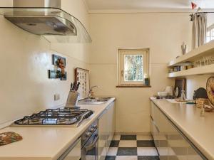 מטבח או מטבחון ב-Cottage del Limone