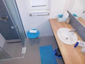 Kupaonica u objektu Apartman Karmen