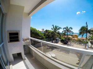 Uma varanda ou terraço em Ingleses Paradise
