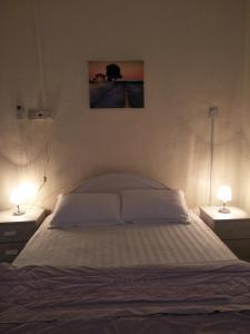 Katil atau katil-katil dalam bilik di SUFIZA Residence