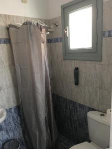 Ванная комната в Camares