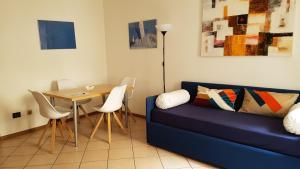 Area soggiorno di Casa Francesca