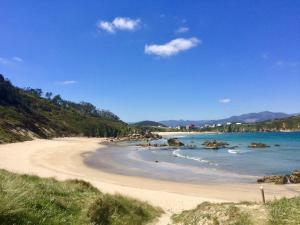 Playa en o cerca de la casa de vacaciones