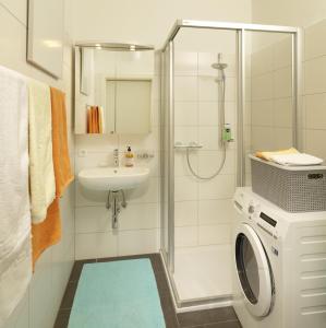 A bathroom at Appartement Anich
