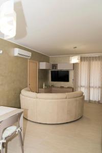 TV o dispositivi per l'intrattenimento presso Casa Vacanze Fontana