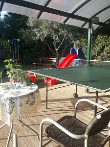 Table tennis facilities at Sofia Luxury Maisonettes or nearby