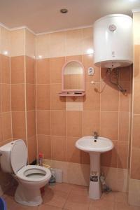 Ванная комната в Мариэла на Балтийской косе - 200 м до моря