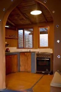 Una cocina o zona de cocina en Casa Arun