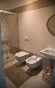 A bathroom at Casa sprint
