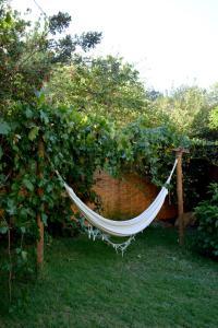 Jardín al aire libre en Casa Arun