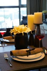 Εστιατόριο ή άλλο μέρος για φαγητό στο Ascott Orchard Singapore
