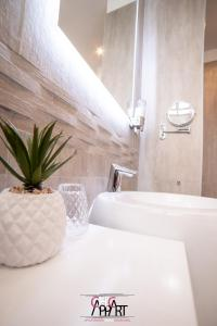 A bathroom at Chic Appart