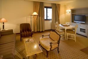 Area soggiorno di Real Residência - Apartamentos Turísticos