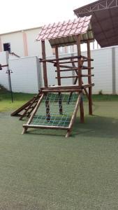 Children's play area at Apartamento Chapada Diamantina