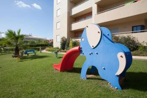 Children's play area at Areias da Rocha by amcf