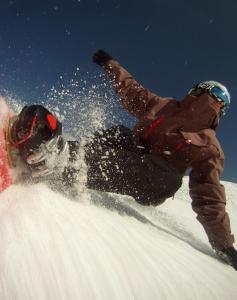 Skiën bij het appartement of in de buurt