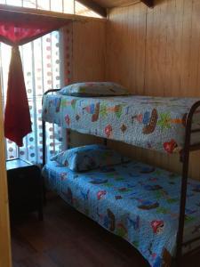 Litera o literas de una habitación en Las 2 Golondrinas