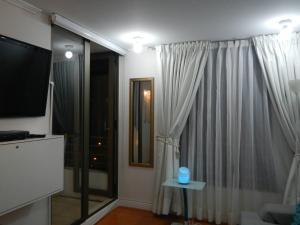 Una televisión o centro de entretenimiento en Depto Providencia