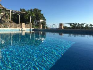 The swimming pool at or near Luka Villa