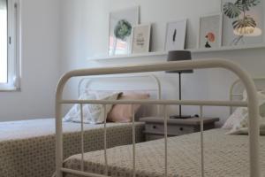 Uma ou mais camas em beliche num quarto em Charming baixa