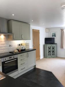 A kitchen or kitchenette at Crosspark