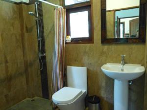 A bathroom at Seagull Villa