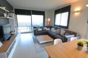 Кът за сядане в Saval Spa Aqquaria Family Complex