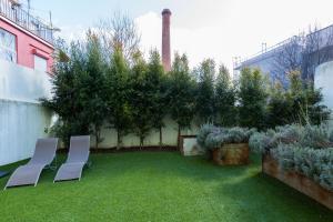 A garden outside Alfama - Lisbon Lounge Suites