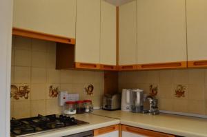 Cuisine ou kitchenette dans l'établissement Tooting Broadway 2 Bedroom House