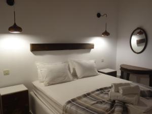Gulta vai gultas numurā naktsmītnē Panormos View