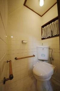 A bathroom at Apartment in Osaka 2878