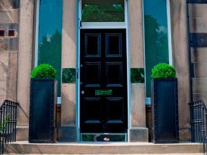 The facade or entrance of The Merchiston Residence