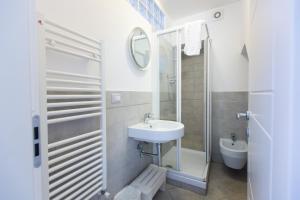A bathroom at Martinei