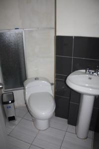 Un baño de Qosqo Tampu Hotel