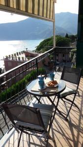 Balkon lub taras w obiekcie A & M HOUSE