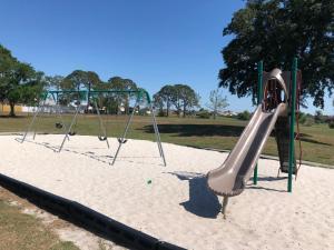 Children's play area at Laguna Villas