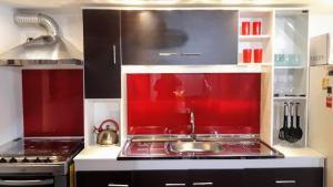 Una cocina o kitchenette en Portal de los Andes