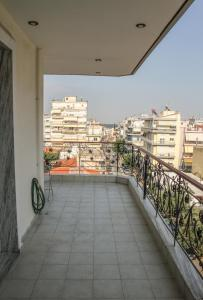 A balcony or terrace at Apartment Bill