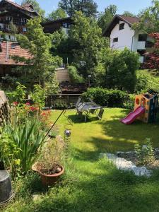 Children's play area at Apartment Gisi