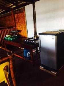 TV o dispositivi per l'intrattenimento presso Native-Style Villa by Eugene's Place