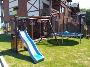 Herní místnost nebo prostor pro děti v ubytování Apartments Ski & Sun
