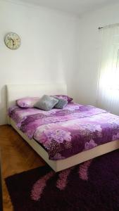 Krevet ili kreveti u jedinici u objektu Apartmani Andrić