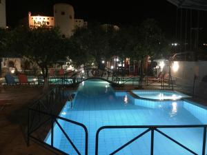 A view of the pool at Kastro Studios Apartments or nearby