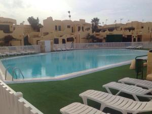 The swimming pool at or near Ancora