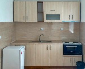 Kuhinja ili čajna kuhinja u objektu Mrzenci Apartments