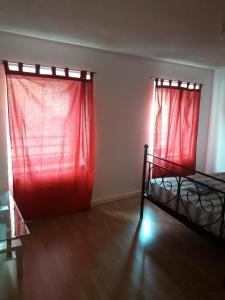 Un ou plusieurs lits dans un hébergement de l'établissement Citony