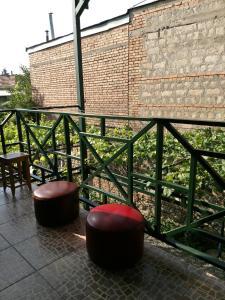 A balcony or terrace at Mariana