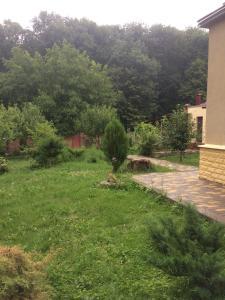 A garden outside Гостевой дом на Жуковского